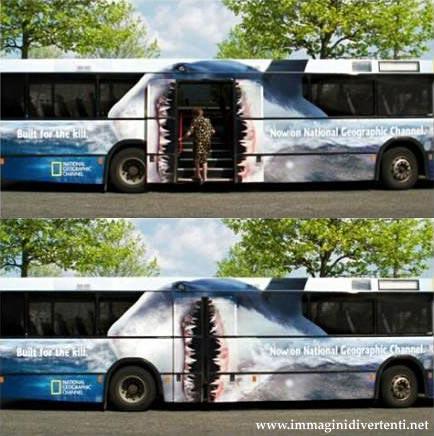 Immagine Divertente Bus: Bus originale